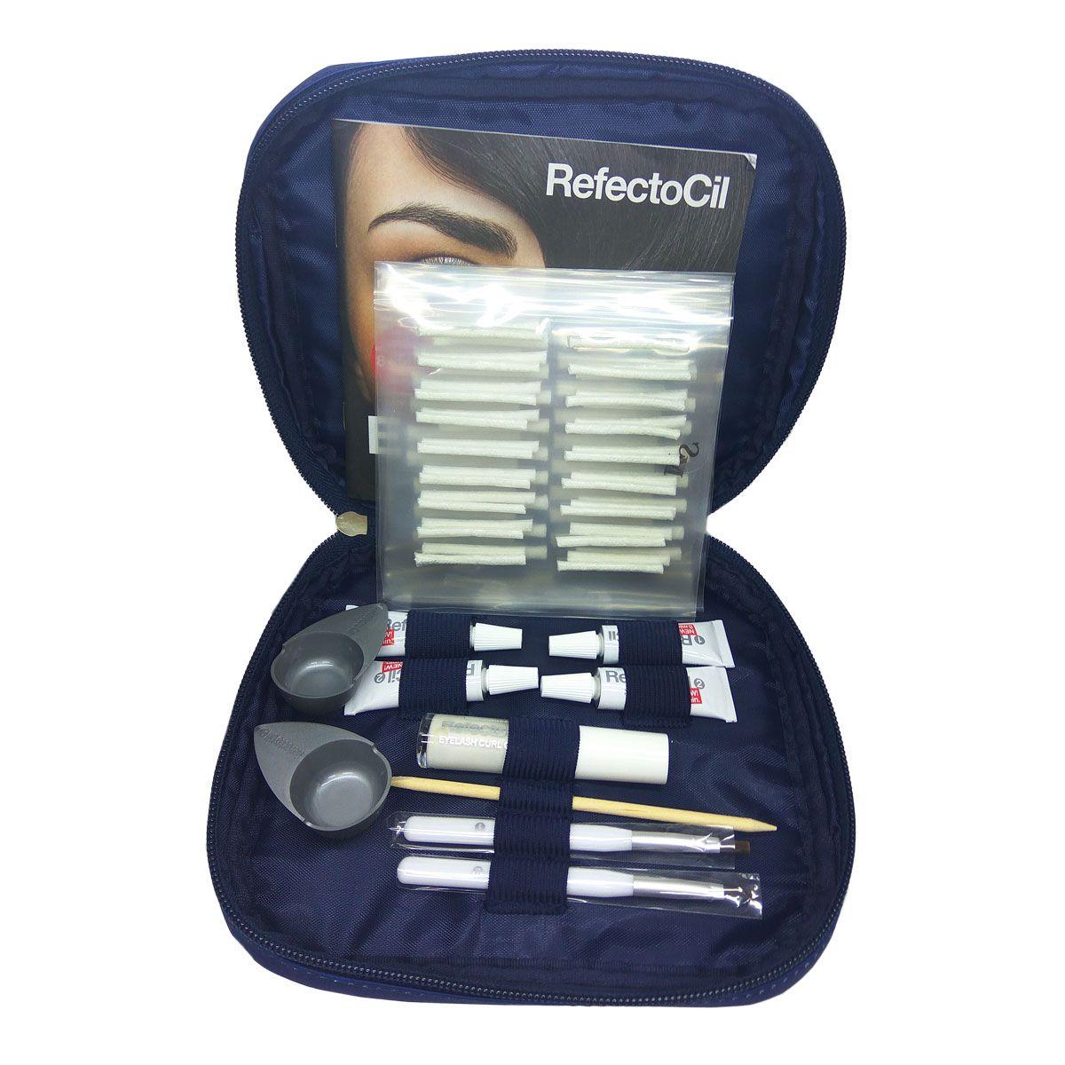 Refectocil Kit Permanente de Cílios 36 Aplicações