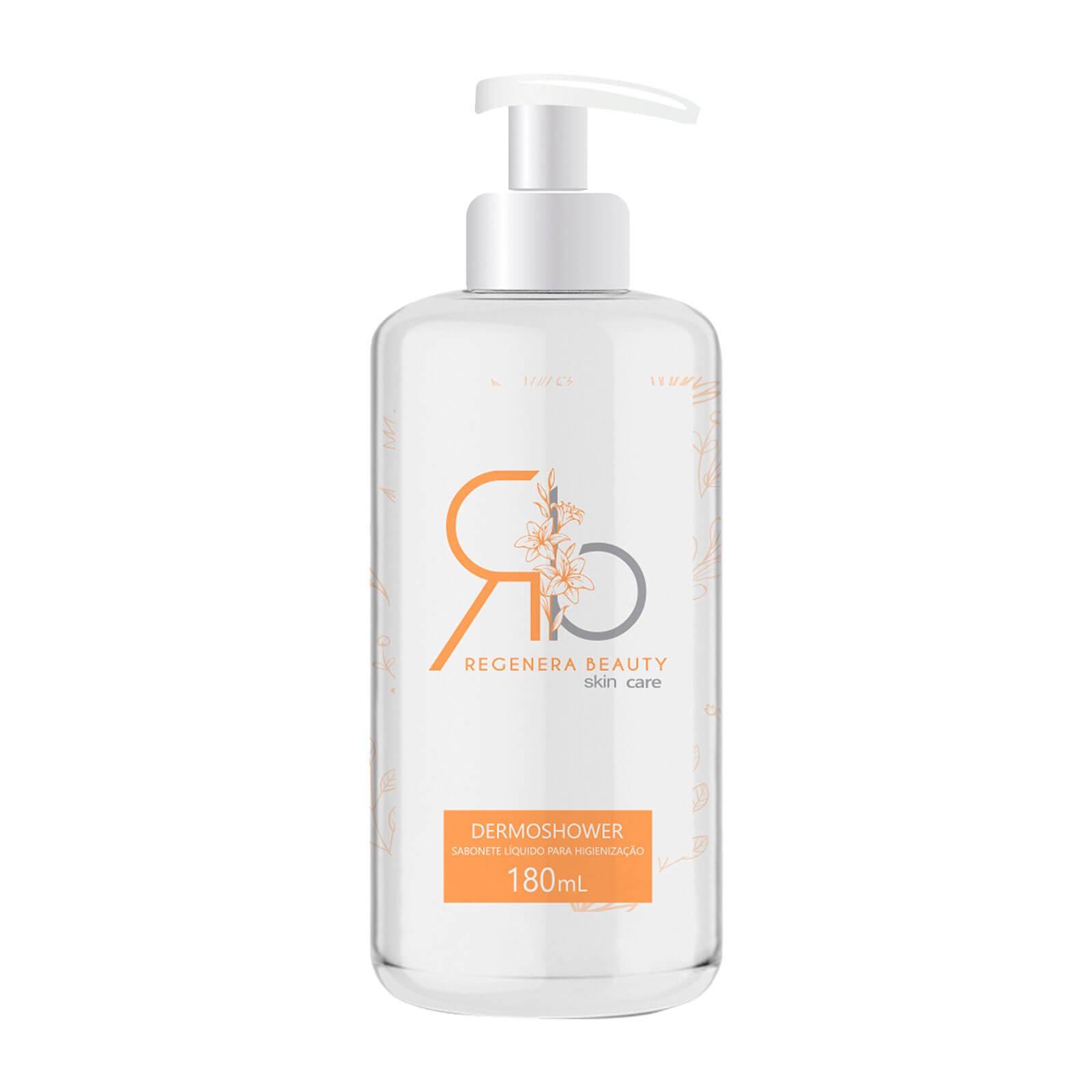 Sabonete Líquido Higienização Regenera Beauty Dermoshower 180ml