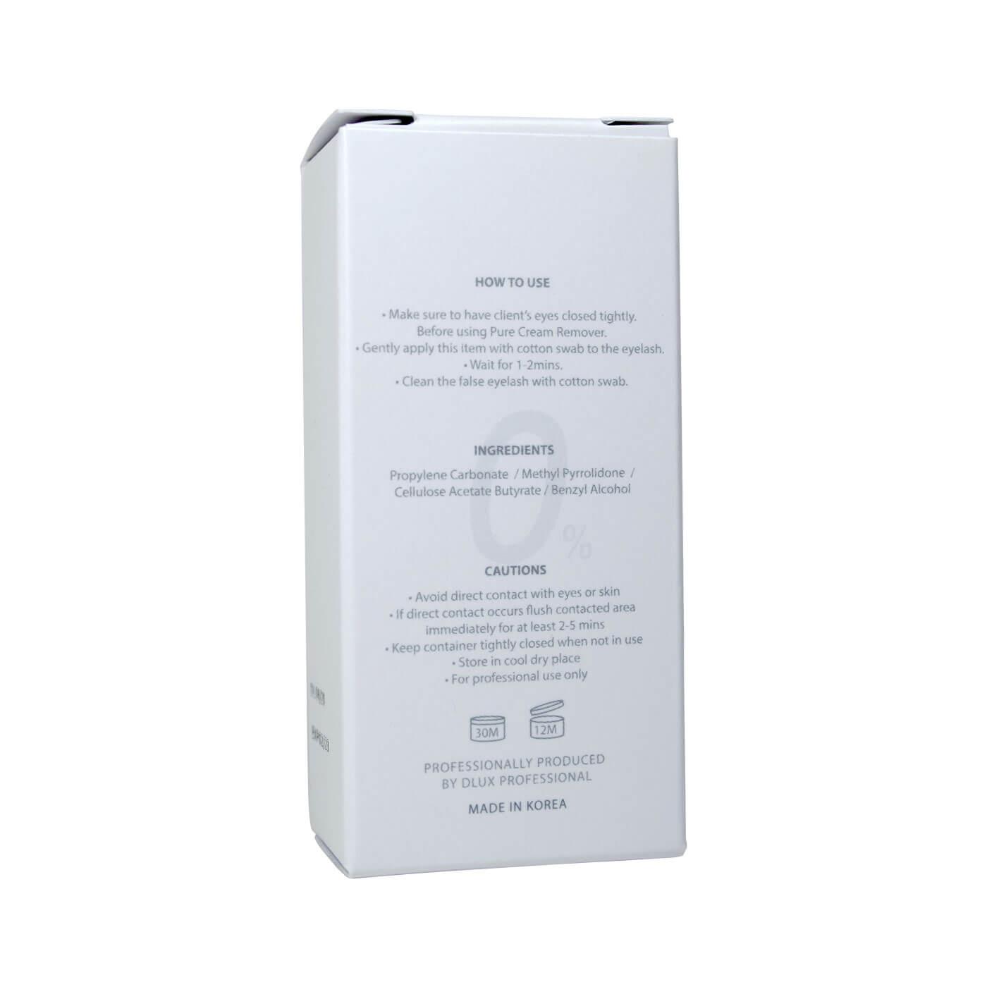 Removedor Gel Dlux Professional Purity 15ml