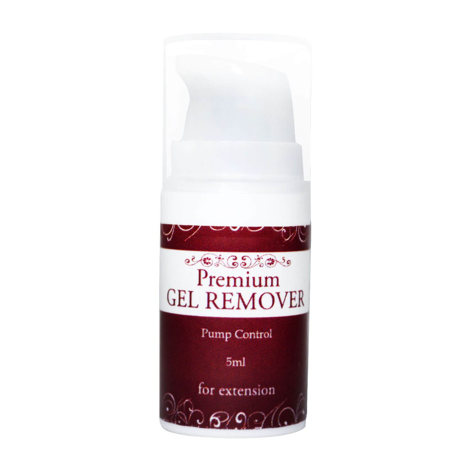 Removedor Gel Premium Pump Control 5ml