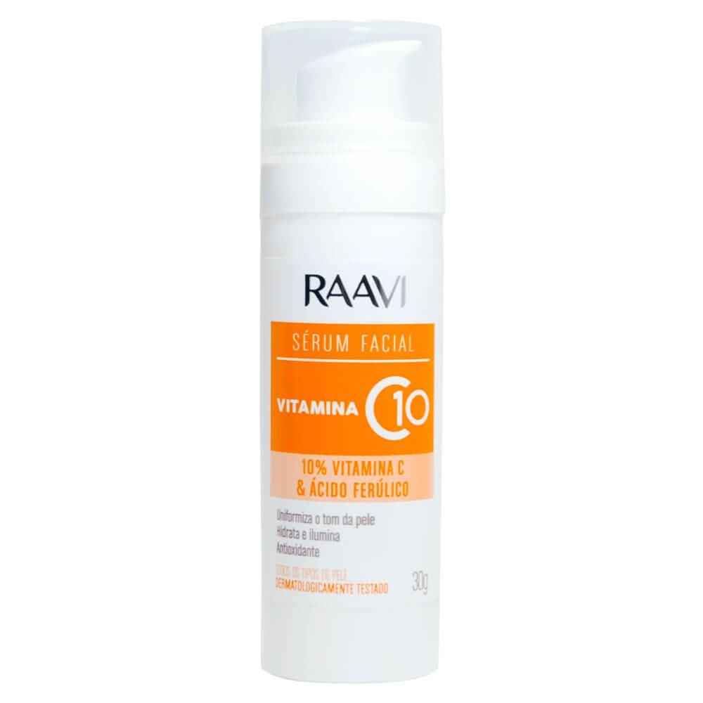 Sérum Facial Raavi Vitamina C10 30g
