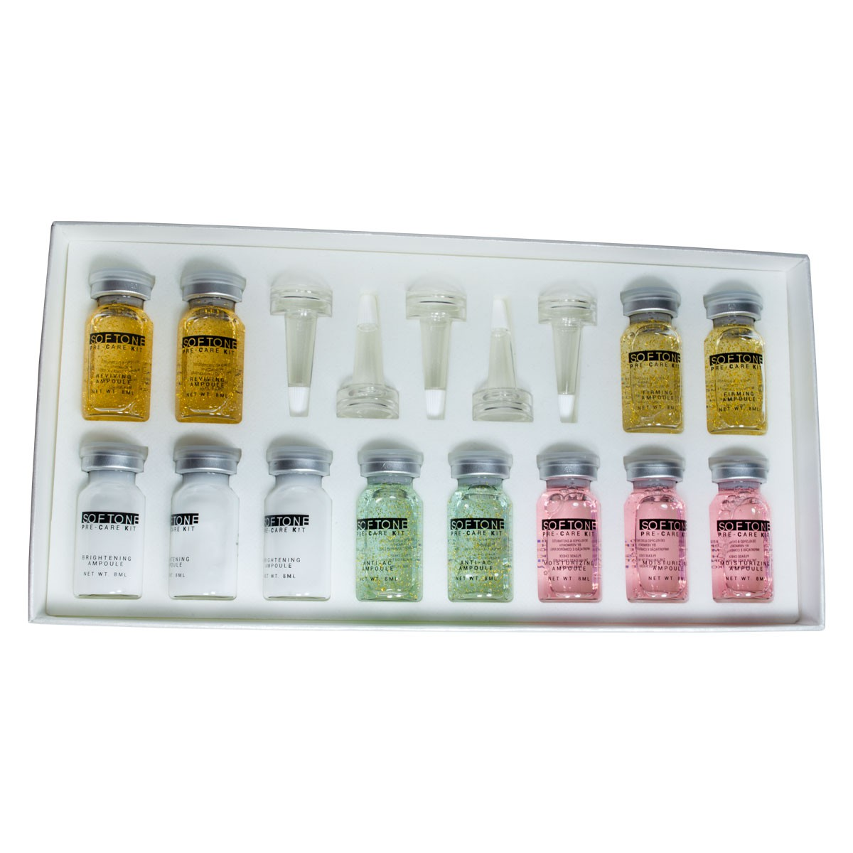Softone Kit Pre-Care Kit Booster BB Glow