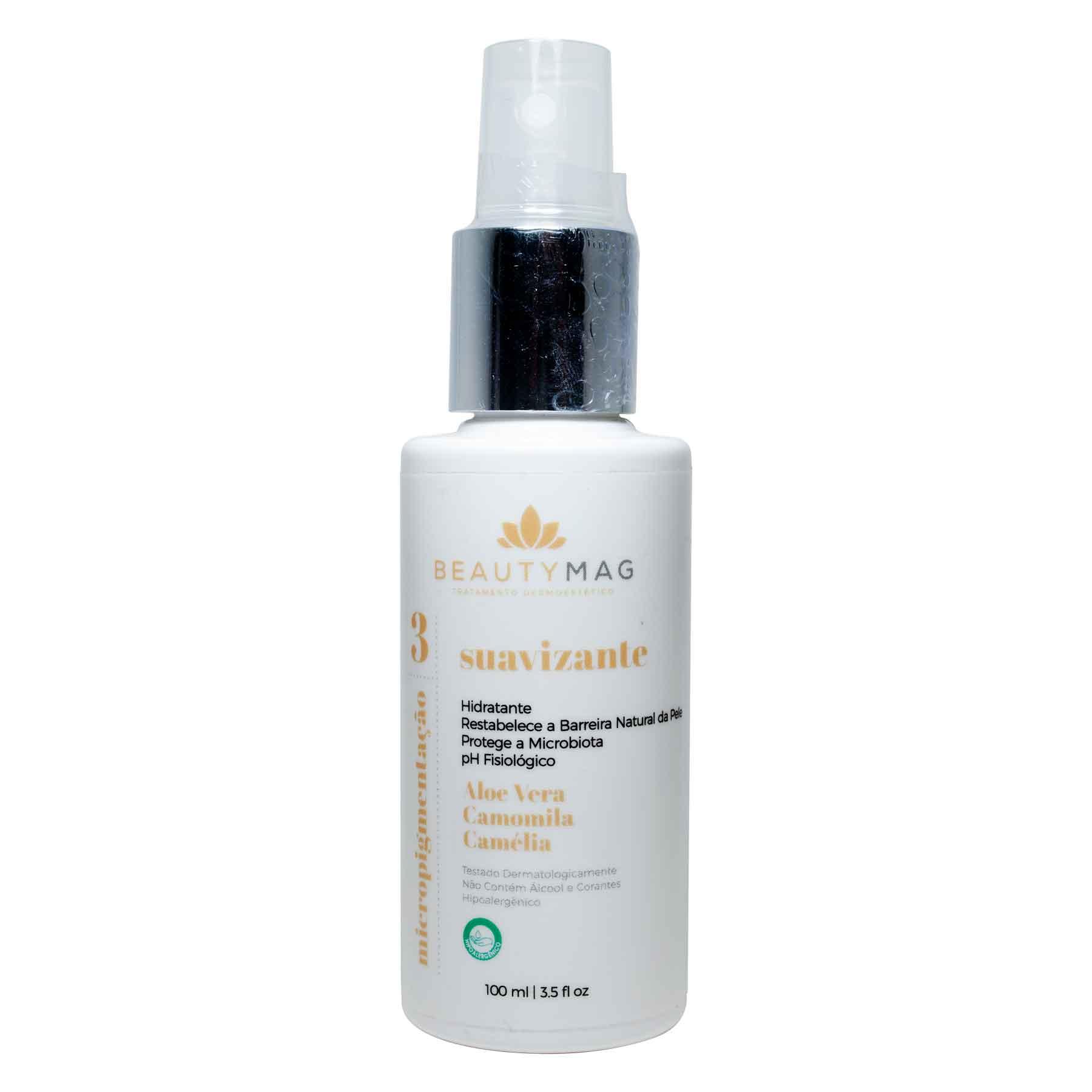 Suavizante Beauty Mag para Micropigmentação 100ml