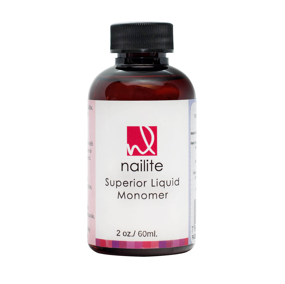 Superior Liquid Monomer Nailite 60ml