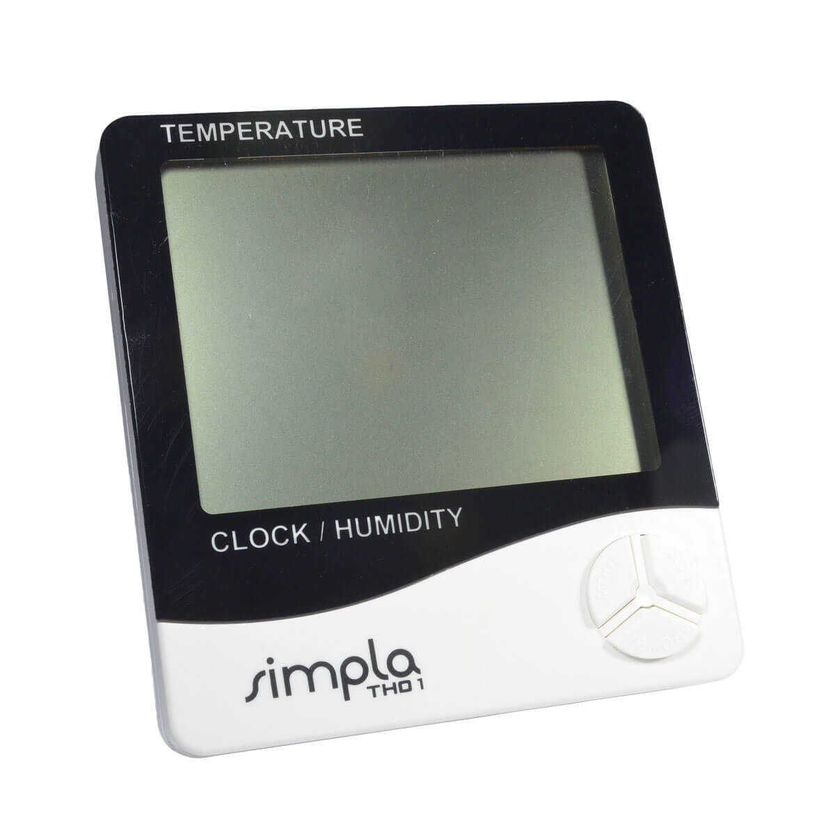 Termo Higrômetro Digital Akso com Relógio TH01 Simpla