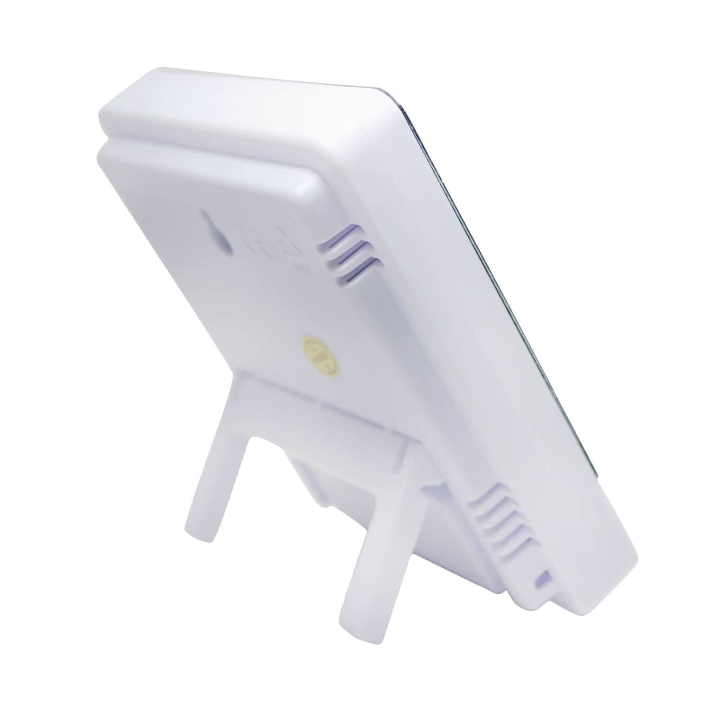 Termohigrômetro Digital com Relógio e Alarme HTC-1