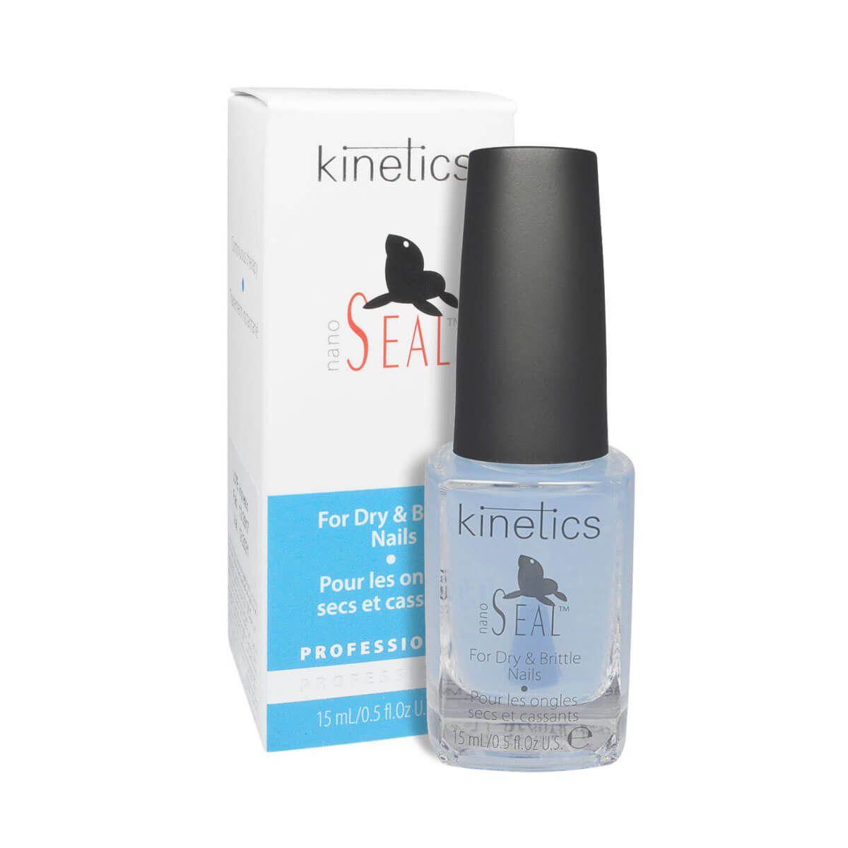 Tratamento de Unhas Kinetics Nano Seal15ml