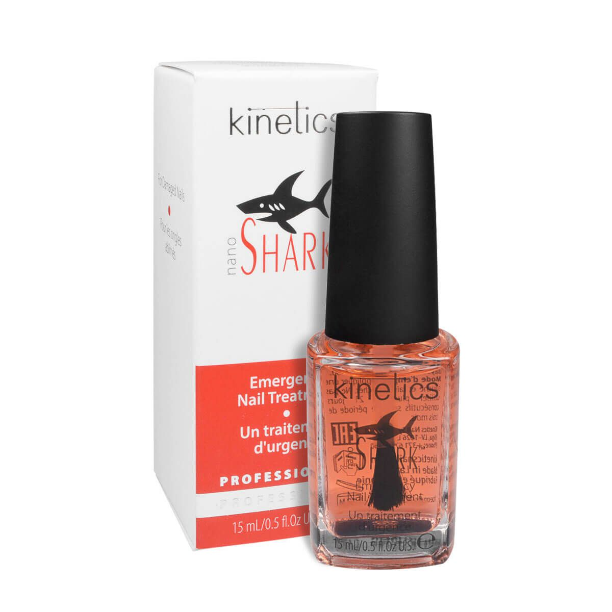 Tratamento de Unhas Kinetics Nano Shark 15ml