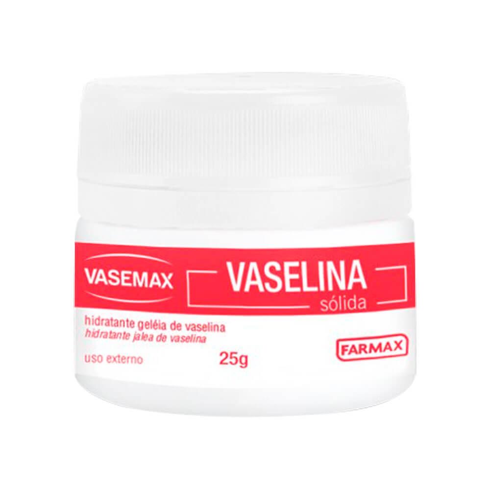 Vaselina Sólida Farmax 25g