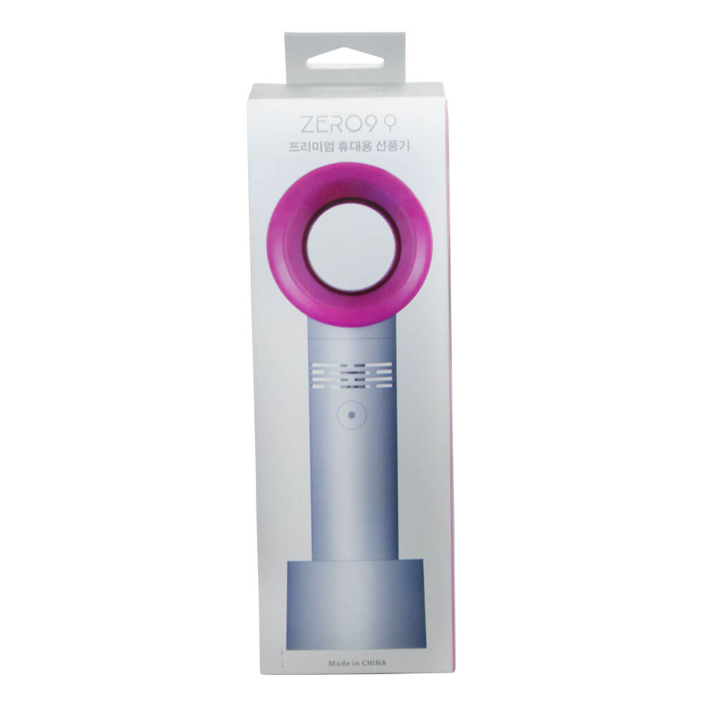 Ventilador Portable Fan USB Recarregável Zero9