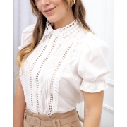 Blusa Daiana Off-White