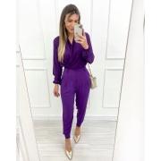 Calça Alfaiataria Purple