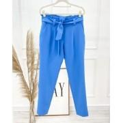 Calça Clochard Azul