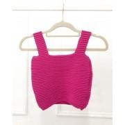 Cropped Ilhabela Pink