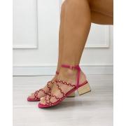 Sandália Barcelona Pink