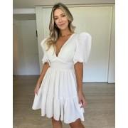 Vestido Branco Jurerê