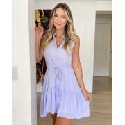 Vestido Jasmine Lilás
