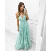 Vestido Longo Madrinha Tiffany