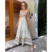 Vestido Longo Marrakech
