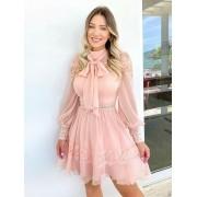 Vestido Rose Princesa