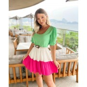 Vestido Summer Colors