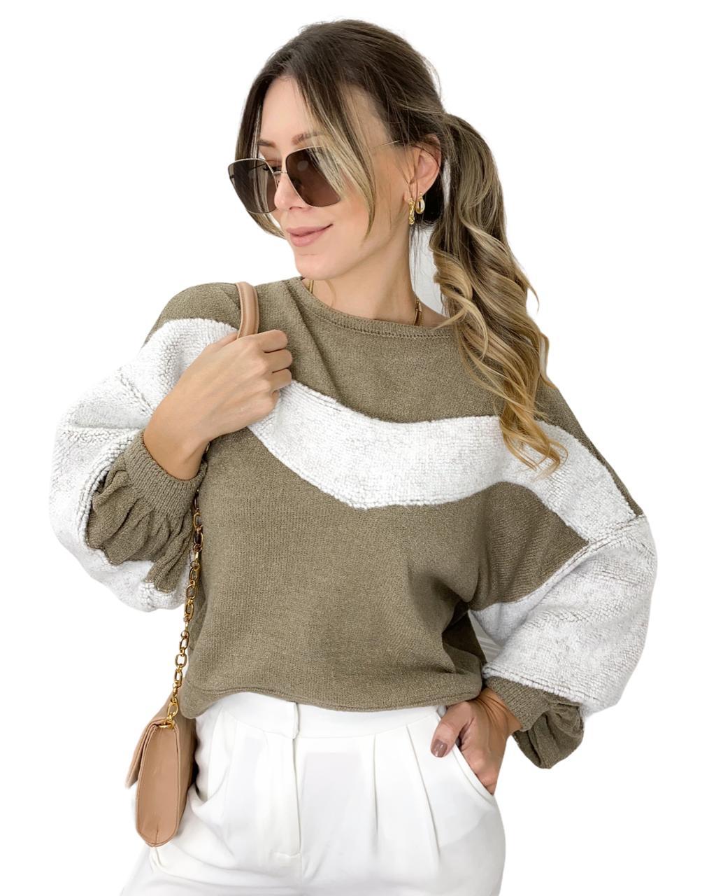 Blusa Tricô Aspen