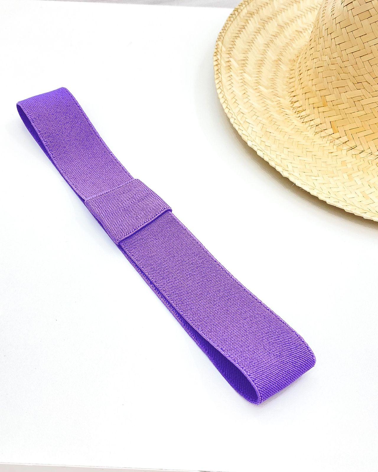Faixa para Chapéu Purple