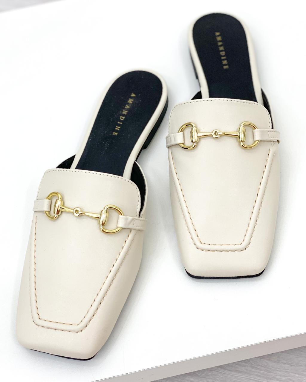 Mule Moscou Off-White