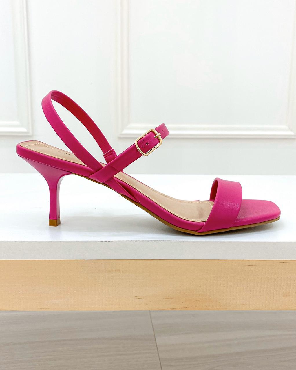 Sandália Classic Pink