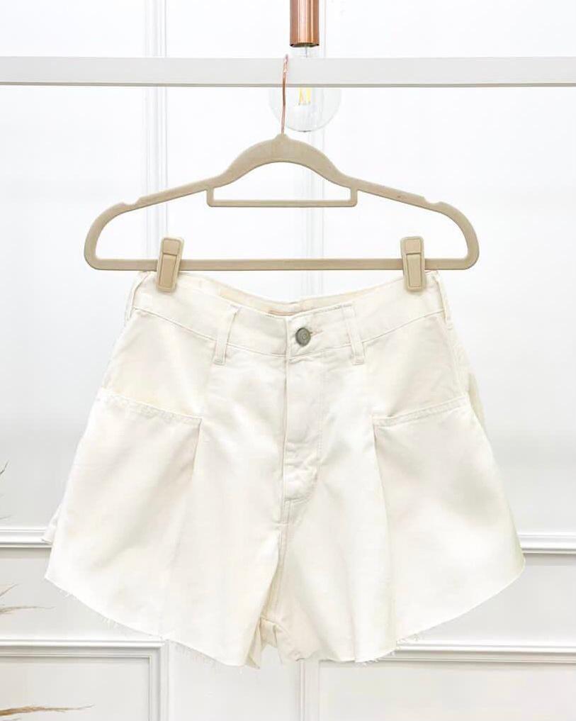 Short Godê Off-white