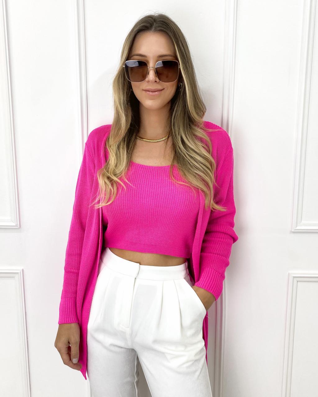 Twin Set Tricô Megeve Pink