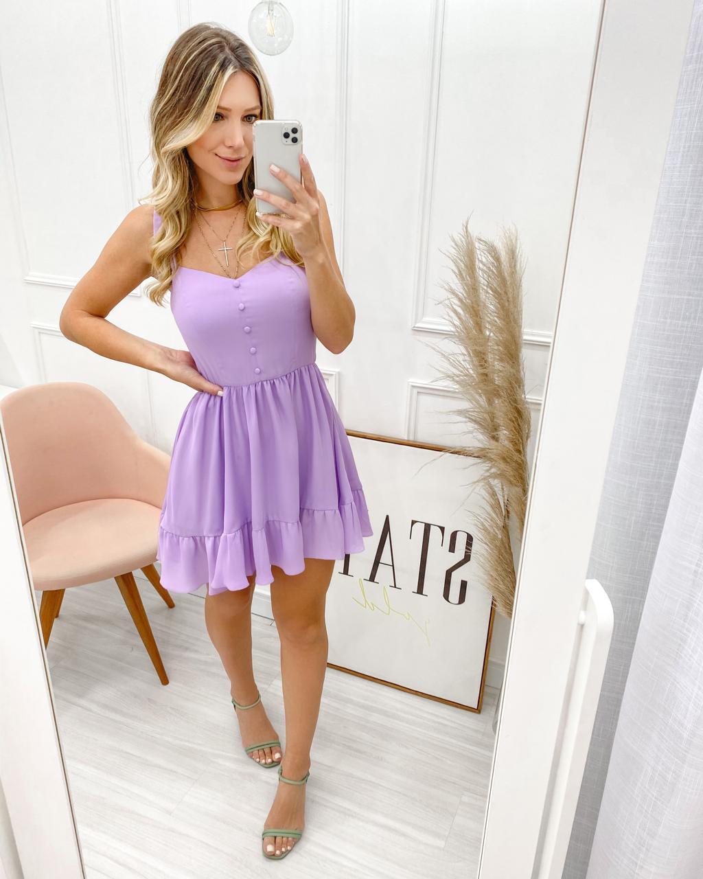 Vestido Alice Lavanda