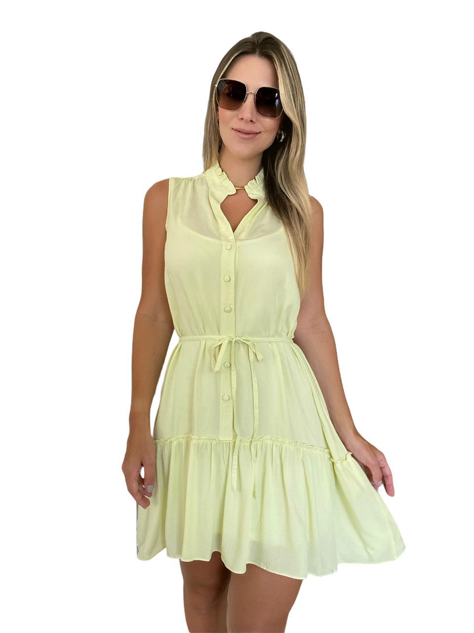 Vestido Jasmine Lima