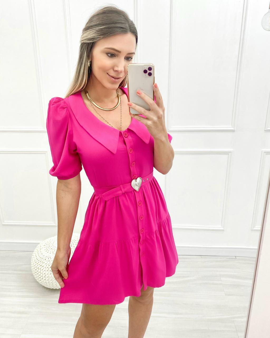 Vestido Lovely Pink