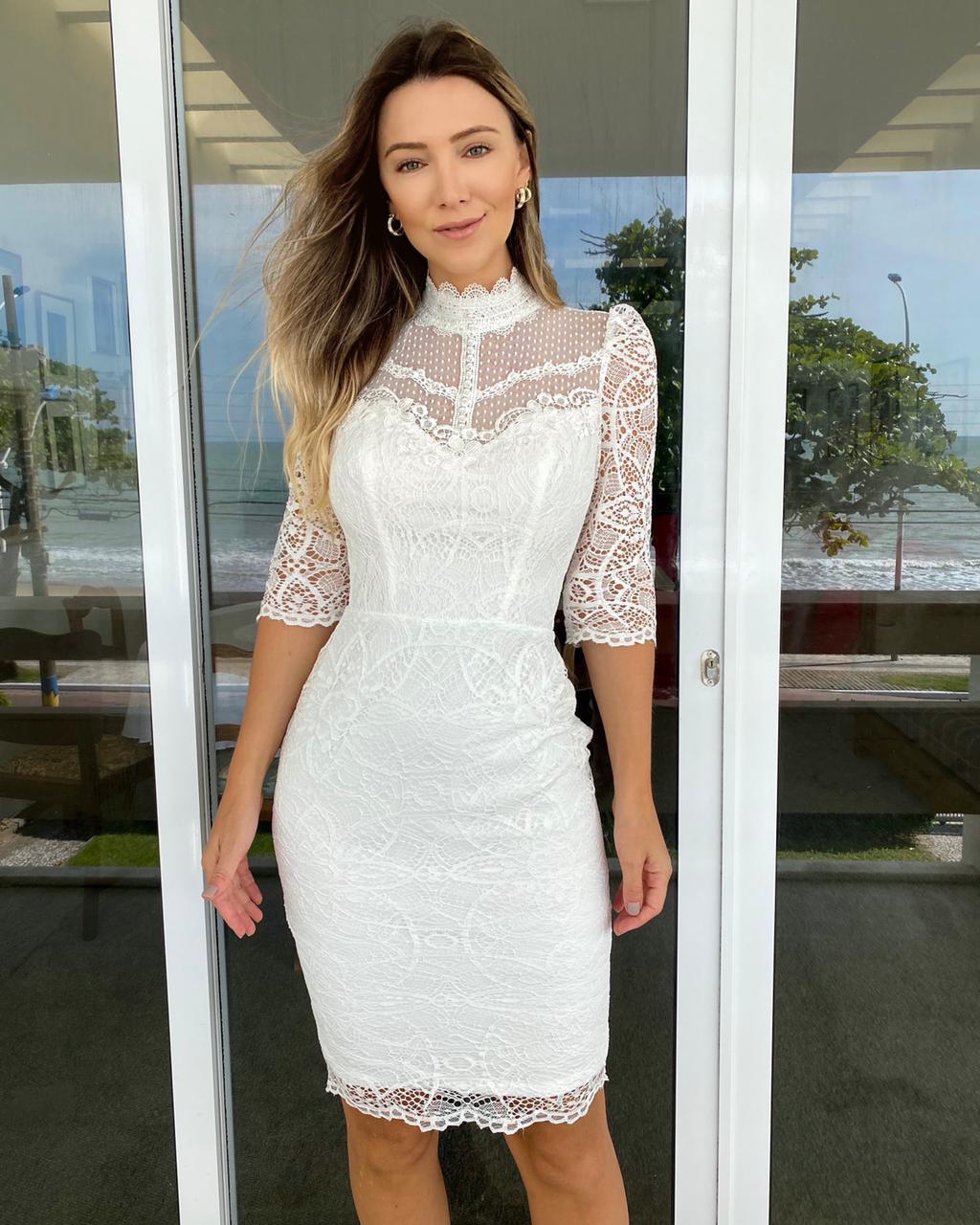 Vestido Noiva Civil