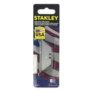Lâmina de Reposição Stanley 11-921 p/ Estilete Trapezoidal 10-175 c/ 5 unidades