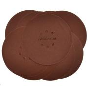 10 Peças de Disco Lixa 225mm Grão 120 Wagner 873594