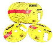20 Disco Corte Metal Inox 7 X 1/16 X 7/8 Pol. Dw8065-ar Dewalt