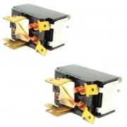 2 Interruptores 220V P/ Chave de Impacto DW292-B2 Dewalt
