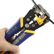 Alicate Eletricista Descascadora de Fios Auto-Ajustável 8v-Grip Irwin