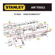 Anel Trava P/ Chave de Impacto 97-134LA Stanley ATSV-361-42-A