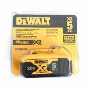 Bateria Max Li-Ion 20V 5AH Dewalt DCB205