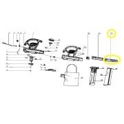 Bocal Extensor Adaptador P/ Aspirador e Soprador Elétrico BV25 5140164-05