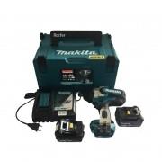 Chave De Impacto 3/4 A Bateria 18v - Makita DTW1001RFJ