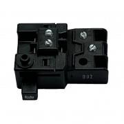 Chave Interruptor BIVOLT p/ Esmerilhadeira GA7010C Makita 651922-3