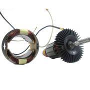 Rotor Estator 120V P/ KR520-BR-Tipo 1 B&D 1005033-01