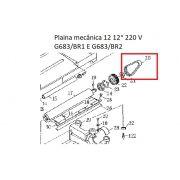 Correia P/ Plaina Mecânica G683 Gamma PRG683/BR-020