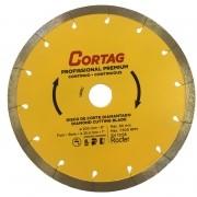 Disco de Corte Diamantado Profissional Premium 200 mm 61340