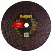 "Disco de Corte - Metal 12"" X 2,4mm X 1"" DeWALT DW44620"