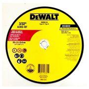 """Disco de Corte - Metal Inox 14"""" X 2,5mm X 1"""" DeWALT DW80143"""
